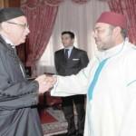 Al-Kib meets King of Morocco in Casablanca