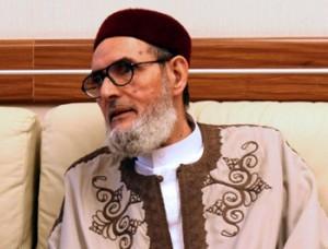 "Sheikh Sadiq Al-Ghariani describes the new political system as ""a failed experiment""."