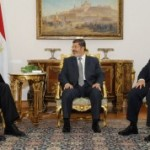 Al-Kib meets Egyptian President Morsi in Cairo; heads to Morocco today