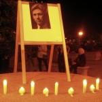 Chicago vigil honours Ambassador Chris Stevens