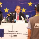 "The Libyan Elections: ""One of the best I have seen so far"" — EU chief monitor"