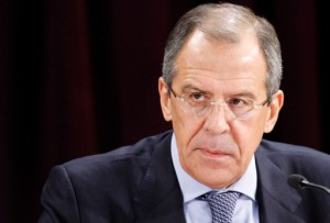 Sergei Lavrov suggested that war crimes had been committed in Libya since the fall of the Qaddafi regime.