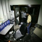 Libya Al-Hurra TV station in Benghazi attacked