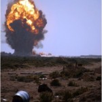Over nine tons of explosive remnants of war go up in smoke in Misrata