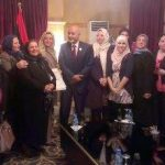 Magarief strongly supports women's inclusion in the constitution drafting committee