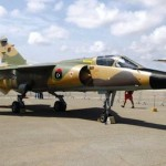 Libyan fighter jets hit suspected smugglers in southern military zone
