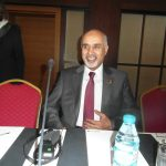 Magarief addresses Platform for Peace Conference in Libya