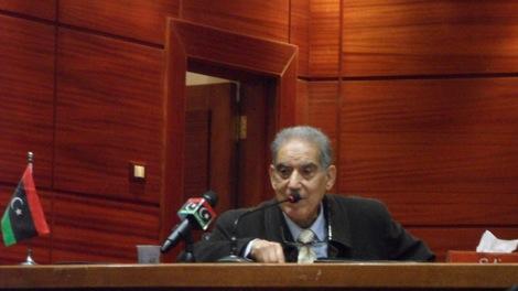 Portrait of a Libyan poet