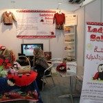 Tripoli's first educational materials exhibition