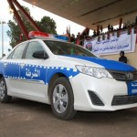 Police unveil new design for patrol cars