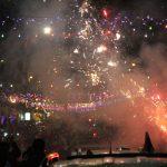 Amazing street celebrations in Fashloum