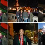 The British ambassador joins the Libyan public in their celebrations