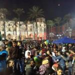 Tripoli celebrates Free Libya