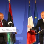 Conference in Paris calls for action on Libyan security