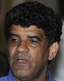 Abdullah Senussi still seeks trial in the Hague