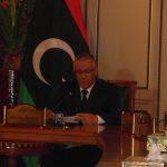 Zeidan condemns rape and act of terror