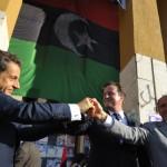 Nicolas Sarkozy to visit Tripoli tomorrow