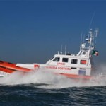 Italian coastguard rescues 500 boat people off Sicily