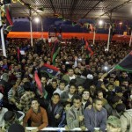 Thousands in Benghazi demand security and return of organisations