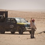 Bani Walid invasion force goes missing as Libya Herald visits frontline at Bir Dufan