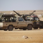 Military poised to strike Bani Walid