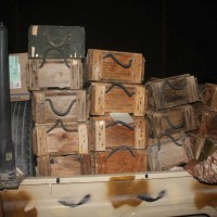 Arms cache found in Benghazi suburb