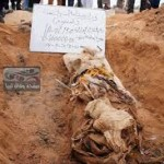 Exhumation of Tawergha mass grave completed