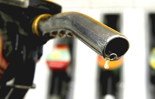 Petrol pumps stolen from one fuelling station