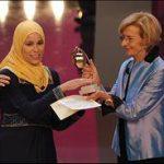 Leading female Libyan activist wins international prize