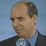 First diplomat to denounce Qaddafi returns to NY as UN ambassador
