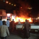 Three Sebha car bombs slay two and injure 16