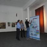 Exhibition of paintings in Sebha