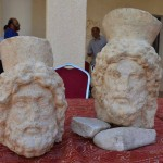 Sabratha celebrates return of stolen statue heads to museum