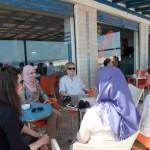 New US ambassador socialises with Libyans in Tripoli café