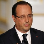 Hollande: No military intervention in Libya