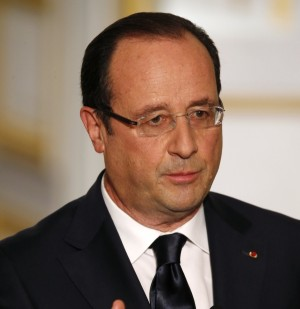 No French intervention in southern Libya: Hollande