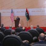 Tripoli memorial service pays tribute to slain Ambassador Stevens
