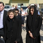 Melinda Taylor and ICC team freed in Zintan