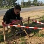 Estonian mine clearance expert killed in Dafniyah