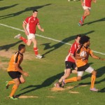 Libyan rugby team bests Royal Navy