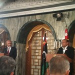 Magarief announces delivery of $200m development package to Tunisia, delay in recognising new Syrian opposition