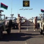 Motorised unit beefs up army in Bani Walid