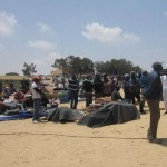 Refugees from Libya refuse to leave closed Choucha camp