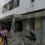 Fourth bomb attack on Benghazi police station – three injured