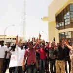 More talks fail to lift Agoco HQ blockade