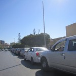 Tripoli protests spark petrol panic-buying