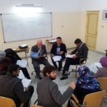 Zliten English teachers learn new classroom approach