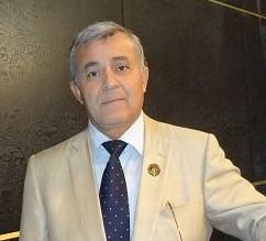 former GNC president Nuri Abu Sahmain (File photo)