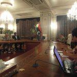 Cabinet reshuffle u-turn – Zeidan