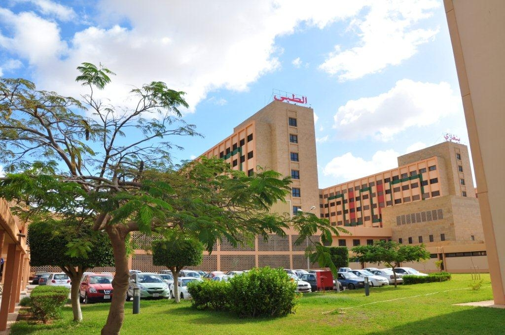 Two Out Of Three Benghazi Hospital A Amp E Departments Shut To Protest Violence